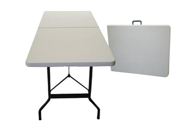 table haute pliante. Black Bedroom Furniture Sets. Home Design Ideas